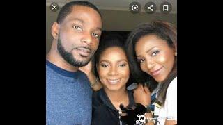 Meet Genevieve Nnaji Husband And Daughter