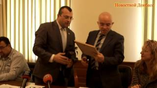 ДНР посетил известный французский адвокат / DPR visited the famous French lawyer