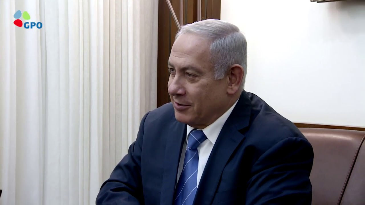 israeli-pm-meets-for-first-time-president-of-chad
