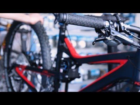 UNBOXING KROSS MOON V2  new endurofreeride bike