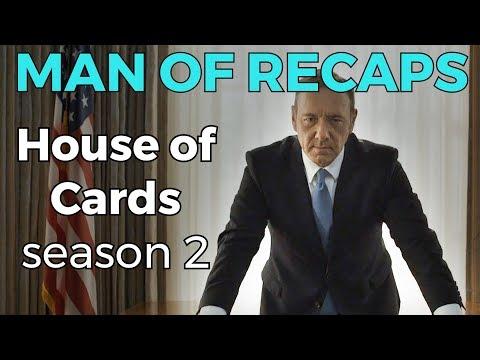 RECAP!!!  House of Cards: Season 2