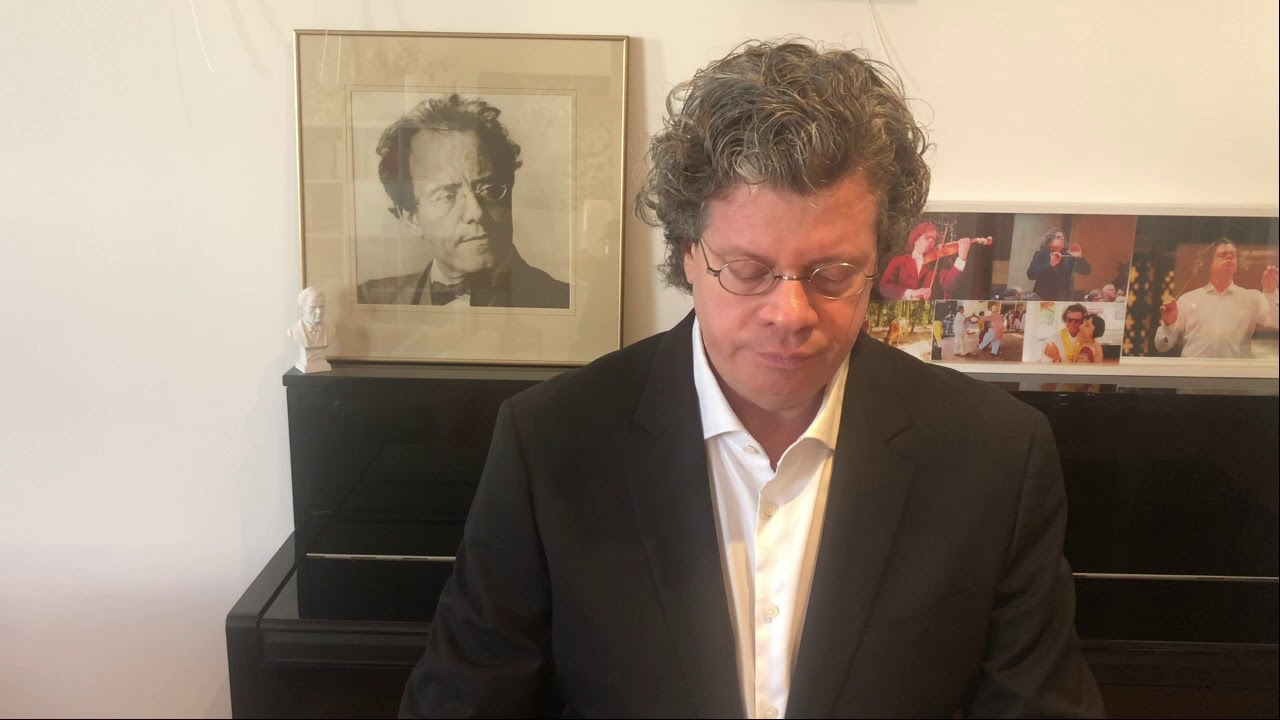 Chat with Charles: Mahler
