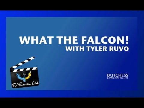 'What the Falcon' Episode 1 for October 2016 | Dutchess Community College