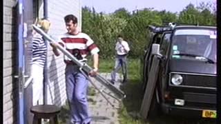 Mauro Farina & Giuliano Crivellente (Soundcheck @ Le Mouton 01-05-1993) part 1