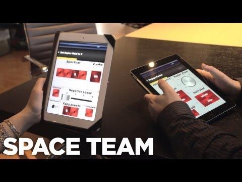 Let's Play Spaceteam