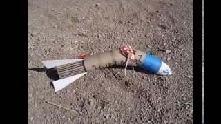 2014 Model rocket fail collection