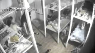 Гоча Шишкин и Рома Батумский избивают Бесо Папиашвили