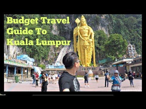 Kuala Lumpur 吉隆坡 On A Budget [Vlog Travel Guide 3]