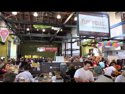 Cedar Rapids Iowa City Job Rush Dining and Shopping