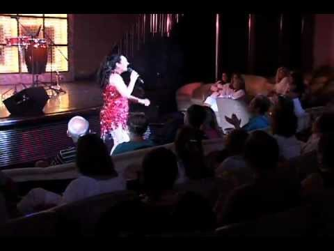 Get On Your Feet The Music Of Gloria Estefan By The Electrifying