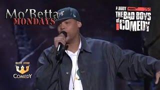 """""""Black Reality T.V."""" @TheRealTonySco  #Diddy Bad Boys of Comedy"""