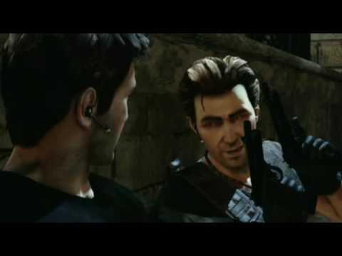 Uncharted 2 Trailer español