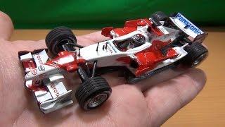 繊細な作り ミニチャンプス 1/43 パナソニックトヨタ TF106 2006 F1 #8 J.トゥルーリ RisingSun