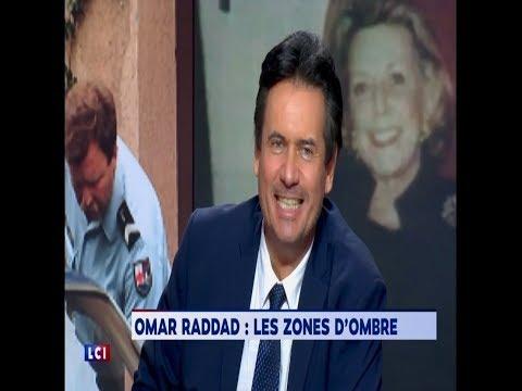 """OMAR RADDAD - """"Le Grand Dossier"""" présenté par Hélène Lecomte sur LCI - (Criminalistes Consultants)"""