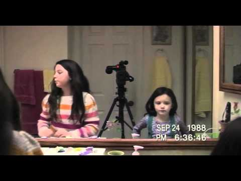 Paranormal Activity 3  HD  2011 Katie Featherston, Sprague Grayden