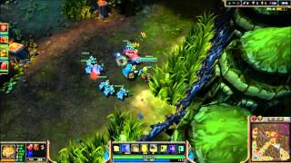 League of Legends Custom Game With Chaox