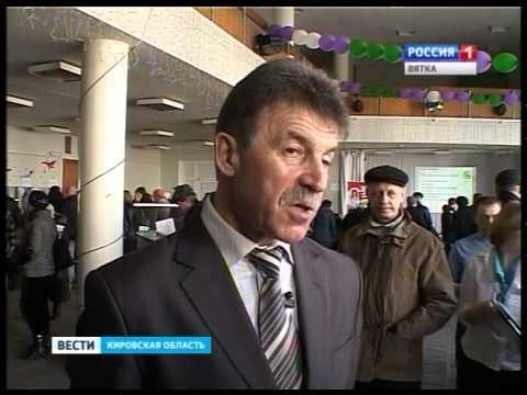 """Ярмарка вакансий в доме культуры """"Космос"""" (ГТРК Вятка)"""