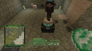 Minecraft: PlayStation®4 Edition trolling a noob