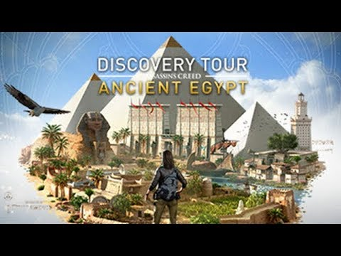 Assassin's Creed  Origins: Discovery Tour – Rediscovering Egypt