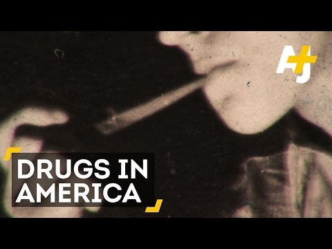 100 Years Of Drugs In America: From Coffee To Heroin