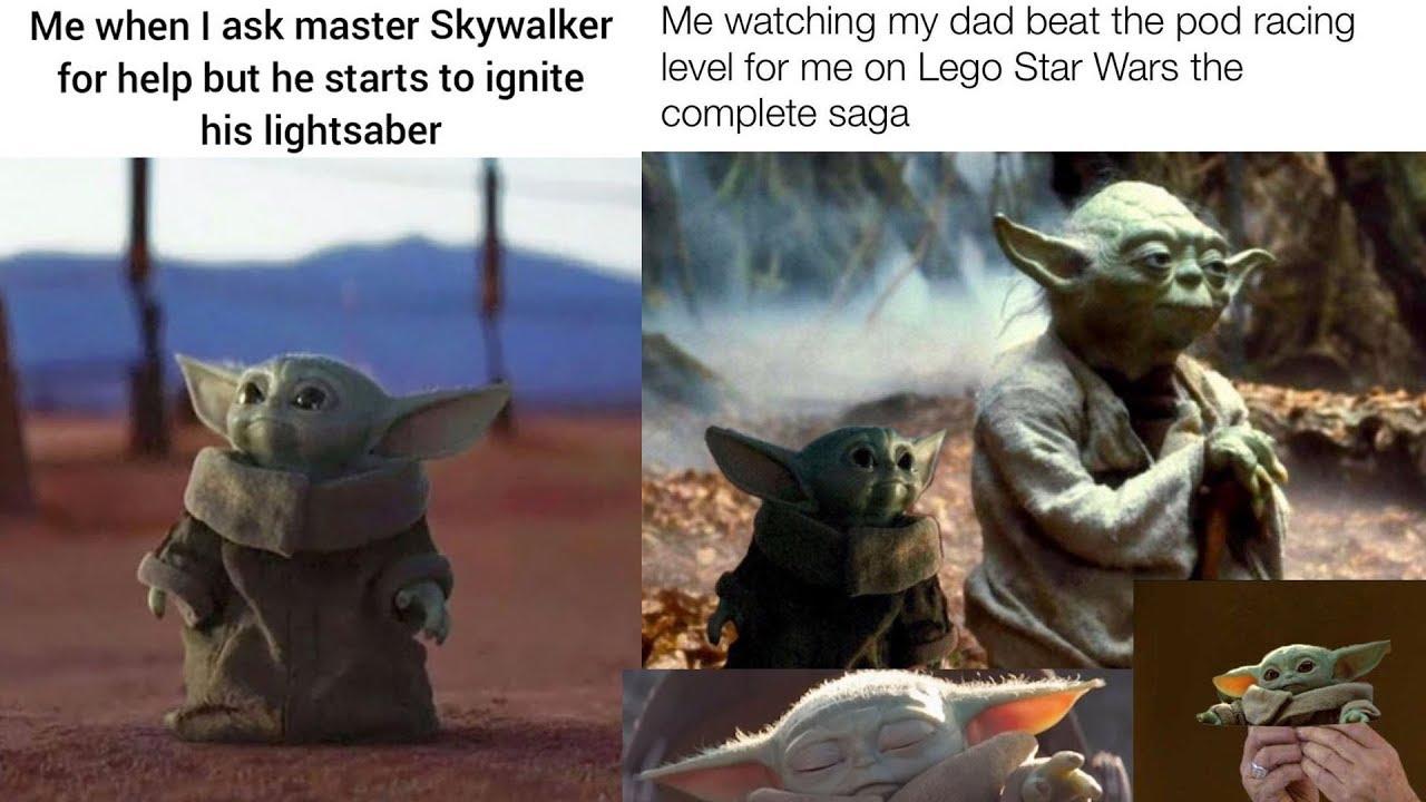 The Best Baby Yoda Memes Youtube