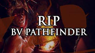 Path of Exile: Atziri, the Temptress - Blade Vortex Pathfinder RIP (Hardcore Essence)