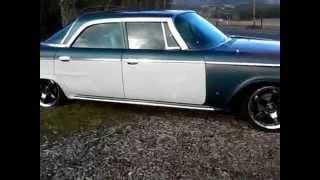 1964 Dodge 880 Custom Push Button Transmission...