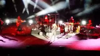 Anastacia Sweet child o mine Live Roma 11/01/2015
