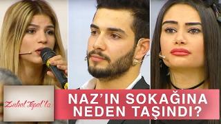 Zuhal Topal'la 129. Bölüm (HD) | Ali Naz'ın Evinin Bulunduğu Sokağa mı Taşındı?