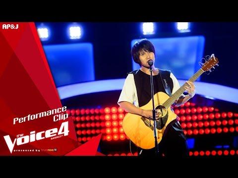 The Voice Thailand - โฟม กิติคุณ - Don't - 13 Sep 2015