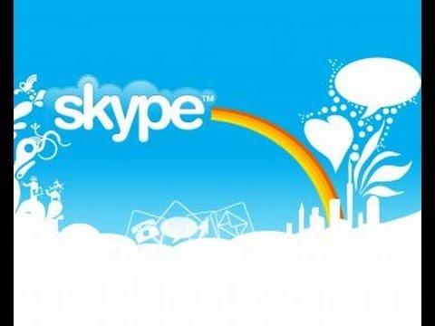 видео что делать если при входе в Skype  выдает ошибку