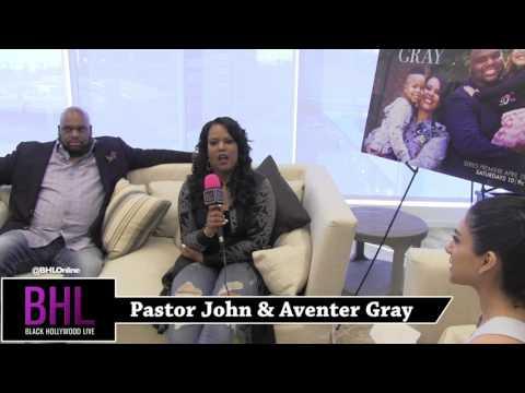 John & Aventer Gray Share Their Love Story & Raising Kids in the Spotlight