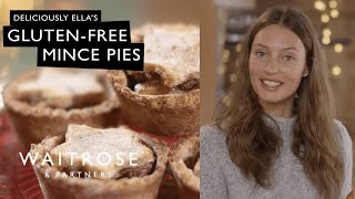 Deliciously Ella Christmas - Gluten-free Mince Pies | Waitrose