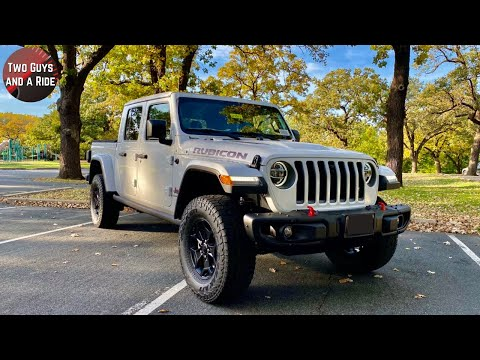 2020 Jeep Gladiator Rubicon Review