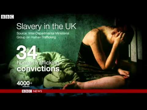 Slavery takes many forms