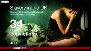 BBC News   The dark reality of modern slavery in the UK