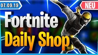 🏍️ NEW BIKER SKIN IN SHOP 🛒 - Fortnite Daily Shop (7 September 2019)