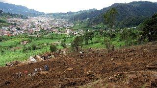 Оползень в Гватемале засыпал не менее 11 человек (новости)