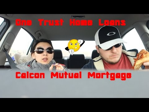 Our Mortgage Lender (Calcon Mutual Mortgage - One Trust Home Loans) 12-4-16 Vlogs
