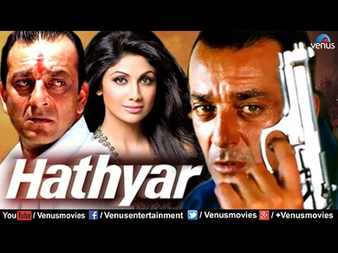 Hathyar | Hindi Movies | Sanjay Dutt Full...