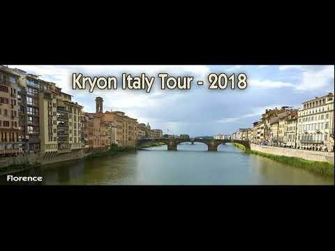 """6. Kryon """"Florence - seminar 6"""", 1-8 May 2018, Italy"""