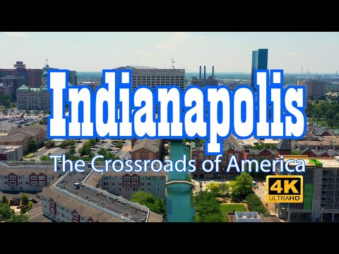 Indianapolis - Traveling the Crossroads of America