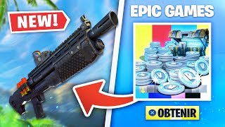 RETOUR OF POMPE LOURD - Free V-BUCKS ON FORTNITE?