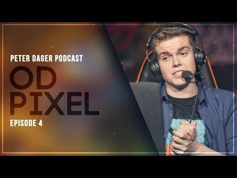 "Peter Dager Podcast: Episode 4 - Owen ""ODPixel"" Davies"