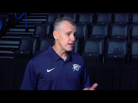 Know your Thunder: Billy Donovan