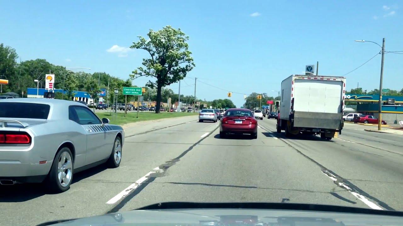 Detroit 8 Mile