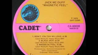 "Jack McDuff ""Magnetic Feel"""