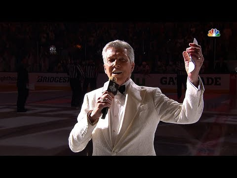 Michael Buffer does Stanley Cup Final introductions