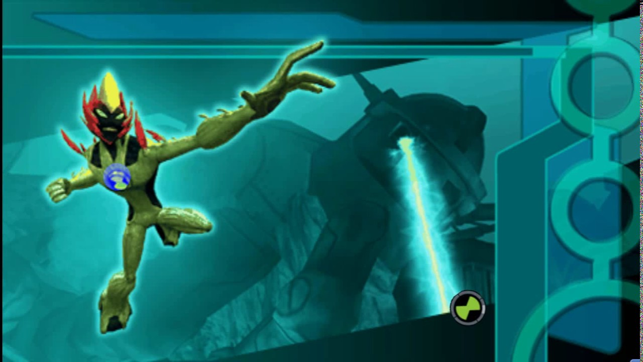 تحميل لعبة ben 10 alien force vilgax attacks psp