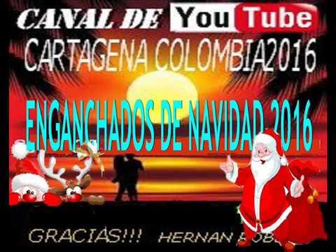 ENGANCHADOS DE NAVIDAD - CARTAGENA COLOMBIA2016